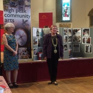 Alison and the Lady Mayor